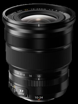 Fujifilm XF 4/10-24 OIS