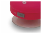 Preview: Conceptronic Wireless waterproof Bluetooth Suction Speaker pink