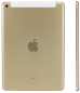 Preview: Apple iPad Wi-Fi + Cellular 128GB Gold (Apple Sim)