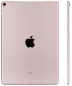 Preview: Apple iPad Pro 10.5 Wi-Fi 256GB Rose Gold        MPF22FD/A