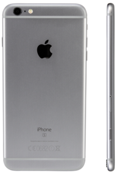 Apple iPhone 6s Plus       128GB Space Gray             MKUD2ZD/A