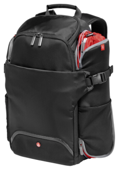 Manfrotto Advanced Rear Rucksack für Kameraausrüstung, Laptop,
