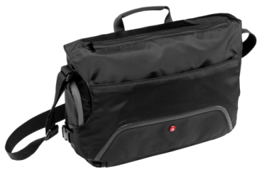 Manfrotto Advanced Befree Messenger schwarz