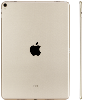 Apple iPad Pro 10.5 Wi-Fi 256GB Gold             MPF12FD/A