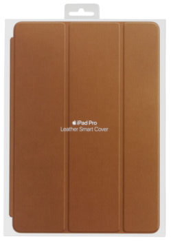 Apple iPad Pro 10.5 Smart Cover Saddle Brown