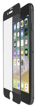 Belkin Displayschutzfolie Curve Edge to Edge iPhone 7+8 Plus sw.