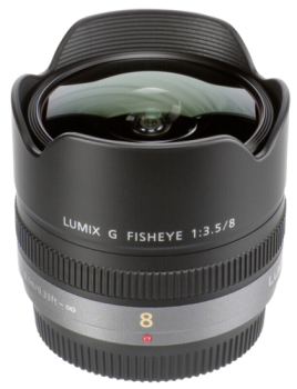Panasonic Lumix G 3,5/8 Fisheye