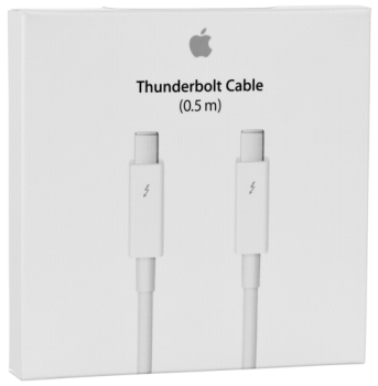Apple Thunderbolt Kabel 0,5 m MD862ZM/A