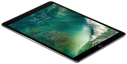Apple iPad Pro 10.5 Wi-Fi 512GB Space Grey       MPGH2FD/A