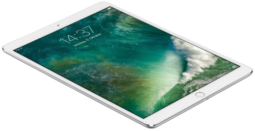 Apple iPad Pro 10.5 Wi-Fi Cell 256GB Silver           MPHH2FD/A