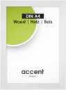 Nielsen Accent Magic     21x29,7 Holz weiß DIN A4         9721000